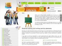 editingwritingservices.org Thumbnail
