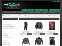 Motorcycle Leather Jackets | Leather Bags | Leather Jackets | Fabric Jackets