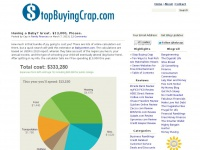 stopbuyingcrap.com