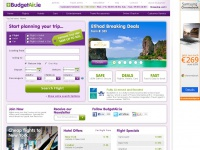 Cheap Flights, Cheap Hotels, Car Hire, Travel Deals | BudgetAir.ie