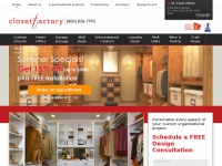 closetfactory.com