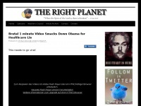 therightplanet.com | *Conservative Thought Unchained