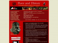 RACEANDHISTORY.COM : Understanding how Race and History impact us today