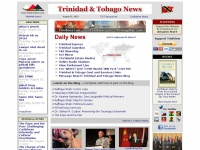 TRINIDAD AND TOBAGO NEWS : Trinidad and Tobago News, Views, Cultural Events and Newspapers
