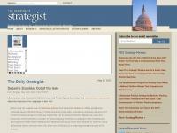 thedemocraticstrategist.org Thumbnail