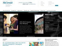 mccormick.edu Thumbnail