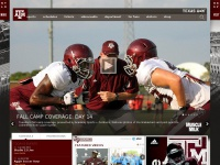 aggieathletics.com