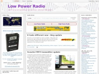 Low Power Radio