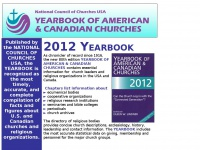 Yearbookofchurches.org