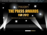 Pressawards.org.uk