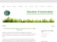 education4conservation.org Thumbnail
