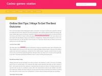 casino-games-station.com