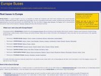 europe-buses.com