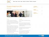 europeanchangeforum.org