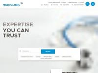 mediclinic.co.za