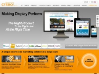 Criteo.com - Criteo - Making Display Advertising Perform