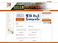 edmontonarts.ca Thumbnail