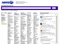Newsrip.com - Online Newspapers & Classified Ads Worldwide