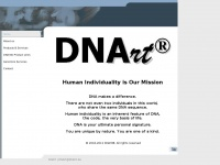 Dnart-the-message-of-dna.de