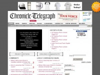 Quebec Chronicle-Telegraph Online | North America's Oldest Newspaper, Since 1764