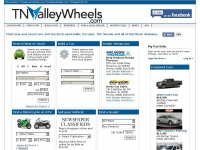 tnvalleywheels.com Thumbnail