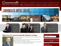 Commonwealthbaptist.org