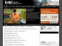 Tribtown.com - Seymour Tribune - Your source for news in Seymour & Jackson County