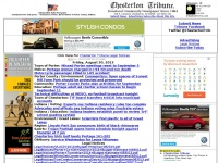 Chesterton Tribune: Daily Newspaper for Porter County and Duneland