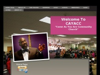Cayacc.org - Coming Soon - Future home of something quite cool