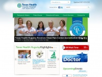 Fort Worth Hospital, Medical Services in Burleson, Texas - Texas Health Huguley