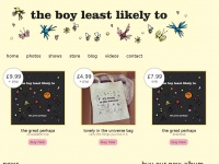 Theboyleastlikelyto.co.uk