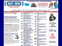 Nhsbn.com - National High School Broadcast Network