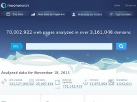 MoonSearch - Free SEO Analysis, Tools & Reports
