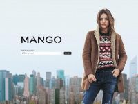 Mango.es - MANGO Fashion for the young, urban woman