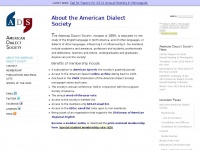 americandialect.org