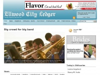 ellwoodcityledger.com