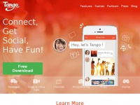 Tango.me - Tango - FREE mobile video calls over 3G, 4G, & WiFi!