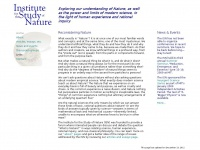 Isnature.org
