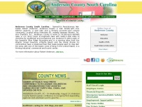andersoncountysc.org Thumbnail