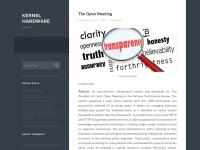 kernelhardware.org
