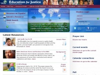 educationforjustice.org Thumbnail