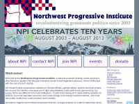 nwprogressive.org Thumbnail