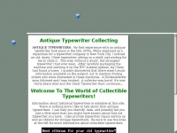typewritercollector.com