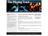 themissingtrack.com