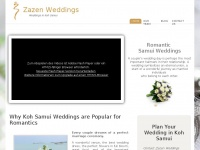 zazenweddings.com