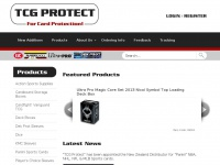 Tcgprotect.co.nz