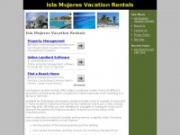 islamujeresvacationrentals.net