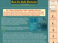 Bcae1.com - Basic Car Audio Electronics