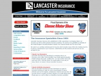 lancasterinsurance.co.uk Thumbnail