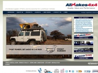 Allmakes 4x4   Wholesaler of Parts and Accessories for Land Rover Vehicles
